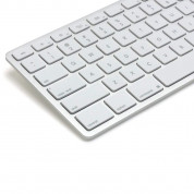 Matias Backlit Wireless Aluminum Keyboard with Numeric Keypad (silver) 5