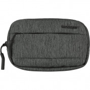 Incase City Accessory Pouch (heather black) 7