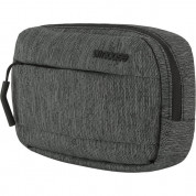 Incase City Accessory Pouch (heather black) 1