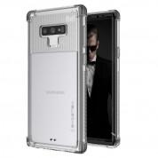 Ghostek Covert 2 Case  - хибриден удароустойчив кейс за Samsung Galaxy Note 9 (прозрачен-черен)