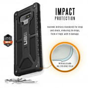Urban Armor Gear Monarch for Samsung Galaxy Note 9 (black) 5