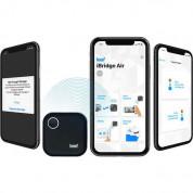 Leef iBridge Air Wireless Flash Drive - безжична флаш памет (64GB) (черен) 2