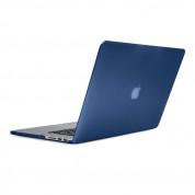 InCase Hardshell Case - качествен предпазен кейс за MacBook Pro 13 модел 2009-2012г (син)