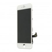 Apple iPhone 7 Plus Display Unit - оригинален резервен дисплей за iPhone 7 Plus (пълен комплект) - бял (reconditioned)