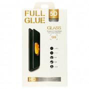 Premium Full Glue 5D Tempered Glass - обхващащо и ръбовете стъклено защитно покритие за дисплея на iPhone 8 Plus, iPhone 7 Plus (бял) 3
