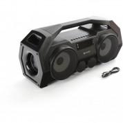 Platinet Waterproof Bluetooth Boombox Speaker 14W - мощен безжичен водоустойчив спийкър с FM радио, USB порт и MicroSD слот 1