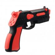Omega Remote Augmented Reality Gun Blaster - безжичен контролер с формата на пистолет (червен) 1