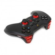 Omega Gamepad Sandpiper OTG for Android with Clip - кабелен геймпад за PS3, PC и Adroid устройства (черен) 1