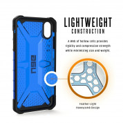 Urban Armor Gear Plasma Case for iPhone XS Max (cobalt) 6