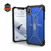 Urban Armor Gear Plasma Case for iPhone XS Max (cobalt) 4
