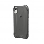 Urban Armor Gear Plyo Case - удароустойчив хибриден кейс за iPhone XR (черен)