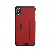 Urban Armor Gear Metropolis Case for iPhone XS Max (magma)