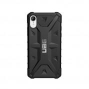 Urban Armor Gear Pathfinder - удароустойчив хибриден кейс за iPhone XR (черен) 1