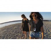 GoPro Sleeve + Lanyard - силиконов калъф с връзка за GoPro камери (розов) 1