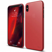 Elago Inner Core Case for iPhone XS Max (red)