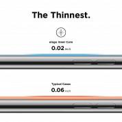 Elago Inner Core Case - тънък полипропиленов кейс (0.3 mm) за iPhone XS Max (бял) 1
