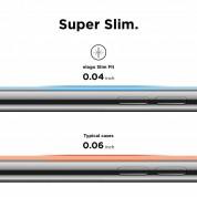 Elago Slim Fit Case - качествен поликарбонатов кейс за iPhone XR (черен-мат) 1