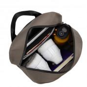Knomo Harpsden Laptop Backpack - луксозна раница за преносими компютри до 14 инча (бежав) 3