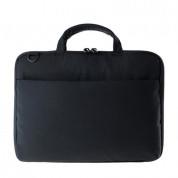 Tucano Darkolor - чанта за MacBook и преносими компютри от 13.3 до 14 инча (черен)