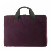 Tucano Minilux Sleeve for notebook 13.3inch and 14inch - Burgundy