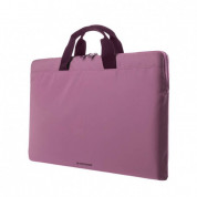 Tucano Minilux Sleeve for notebook 13.3inch and 14inch - Pink 1