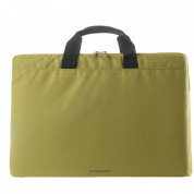Tucano Minilux Sleeve for notebook 15.6inch and MacBook Pro 15inch Retina - Acid green