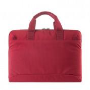 Tucano Smilza Super Slim Bag - чанта за MacBook и преносими компютри от 13.3 до 14 инча (червен) 2