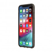 Griffin Survivor Clear Case for iPhone XS Max Clear/Black 2