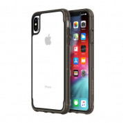 Griffin Survivor Clear Case for iPhone XS Max Clear/Black 3
