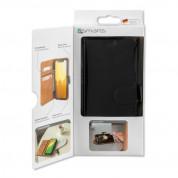 4smarts Premium Wallet Case URBAN - кожен калъф с поставка и отделение за кр. карта за iPhone 8 Plus, iPhone 7 Plus, iPhine 6/6s Plus (черен) 3