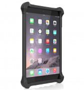 Ballistic Rugged Tough Jacket + Tempered Glass Protector - най-висока степен на защита за iPad mini 4 (черен) 4