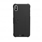 Urban Armor Gear Metropolis Case for iPhone XS Max (black) 2