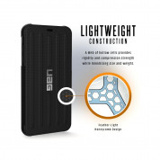 Urban Armor Gear Metropolis Case for iPhone XS Max (black) 7