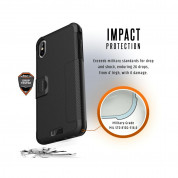 Urban Armor Gear Metropolis Case for iPhone XS Max (black) 6