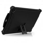 Ballistic Rugged Tough Jacket + Tempered Glass Protector - най-висока степен на защита за iPad Pro 12.9 (черен) 3