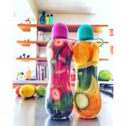 Bobble Infuse - бутилка за пречистване на вода с инфузор 590 мл. (син)  4