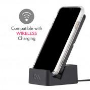 CaseMate Waterfall Case - дизайнерски кейс с висока защита за Apple iPhone XR (златист) 3