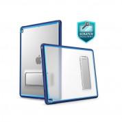 i-Blason Halo Slim Case - хибриден кейс за iPad Pro 12.9 (син-прозрачен) 1