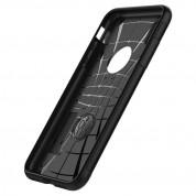 Spigen Slim Armor Case - хибриден кейс с поставка и най-висока степен на защита за iPhone XS Max (златист) 6