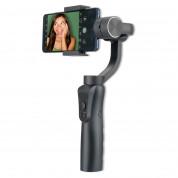 4smarts Gimbal FollowMe - уникален захващащ стабилизатор за смартфони и GoPro  3