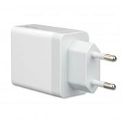 4smarts Wall Charger VoltPlug PD 30W - захранване за ел. мрежа с USB-A изход и USB-C изход (30W) (бял) 3