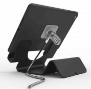 Maclocks Security Tablet Universal Holder with cable lock CL12UTH BB 2