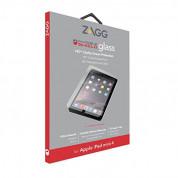 Zagg Invisible Shield Glass - калено стъклено защитно покритие за дисплея на iPad Mini 4 (прозрачен) 1