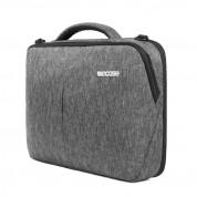 Incase Reform Brief with Tensaerlite - удароустойчива елегантна чанта за MacBook Pro 15 и лаптопи до 15 инча (черен-сив) 3