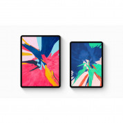 Apple iPad Pro 12.9 (2018) Wi-Fi, 256GB, 12.9 инча, Face ID (сребрист)   4