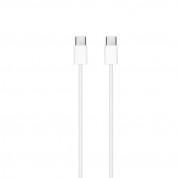 Apple USB-C Charge Cable - захранващ кабел за MacBook, iPad Pro 12.9 (2018), iPad Pro 11 (2018) и устройства с USB-C (1 метра) 1