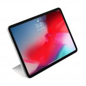 Apple Smart Folio - оригиналнен калъф за iPad Pro 11 (2018) (бял)  2