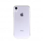 Torrii BonJelly Case - силиконов (TPU) калъф за iPhone XR (прозрачен)