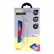 Torrii BodyGlass 2.5D Glass - калено стъклено защитно покритие за iPhone XR (прозрачен) 3