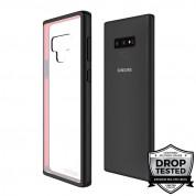 Prodigee Safetee Slim Case - хибриден кейс с висока степен на защита за Samsung Galaxy Note 9 (черен) 3